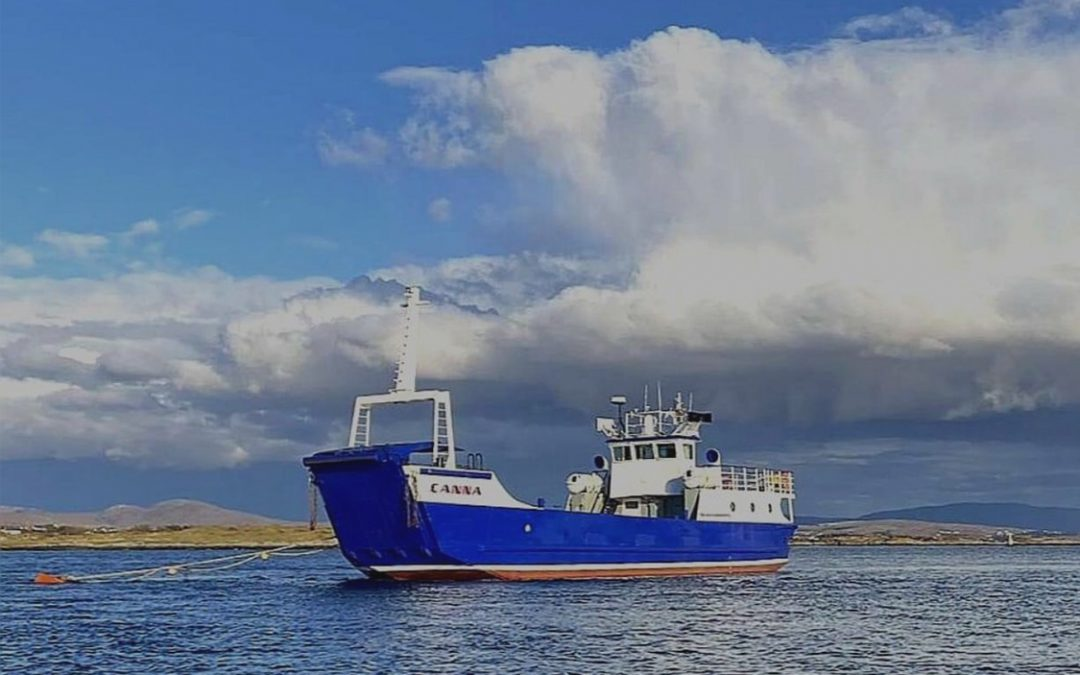 Celebrating 13 Years of the Arranmore Fast Ferry