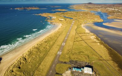 How To Get To Arranmore Island