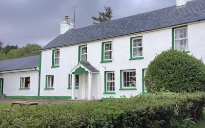 The History of The Glen Hotel, Arranmore Island